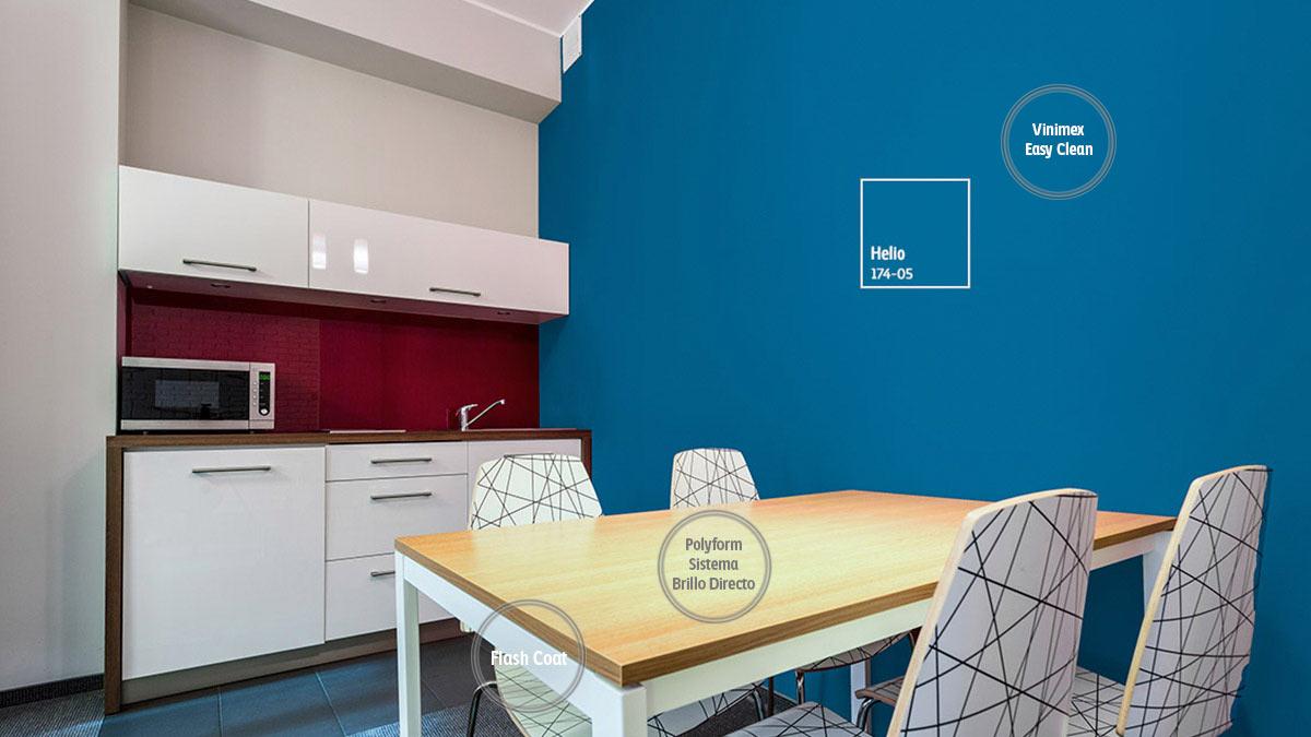 Decoraci n de espacios para cocinas comex for Catalogo de muebles de cocina pdf